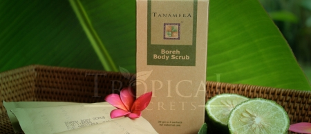 Updated TANAMERA Boreh Body Scrub WM