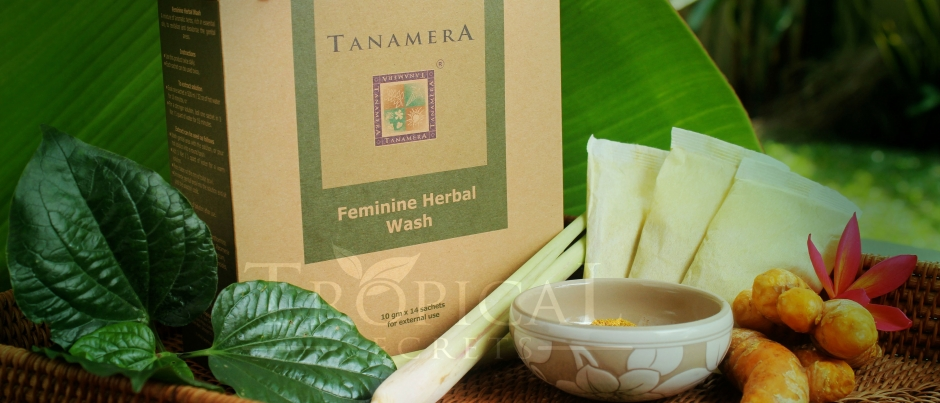 Updated TANAMERA Feminine Herbal Wash WM