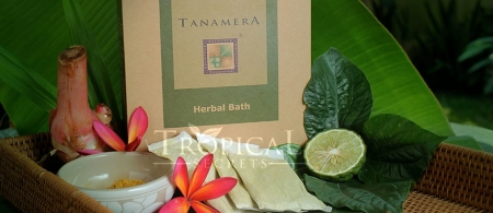 Updated TANAMERA Herbal Bath WM